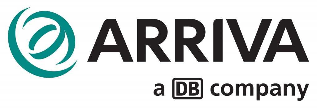 Arriva Colour Logo - White Background